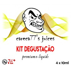 Kit Degustação Select 4x10ml